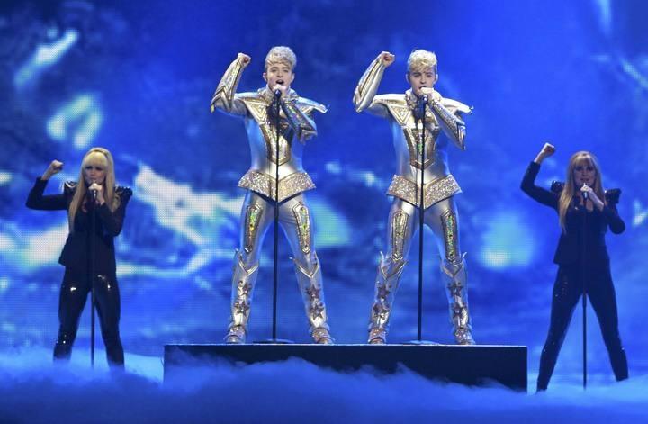 representante eurovision 2012 españa