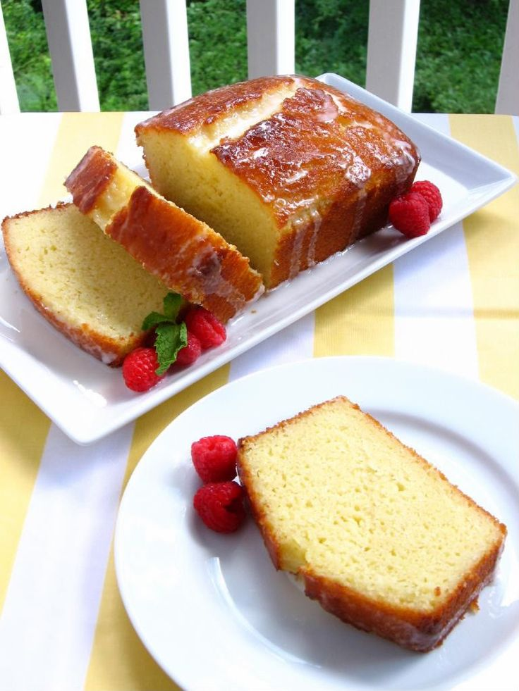 Ina Garten's Lemon Loaf Cake and Raffaldini Vineyards > Willow Bird ...