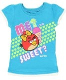 "Angry Birds ""Not a Chance\"" T-Shirt (Sizes 2T - 4T) - Click on the Picture for more Info"