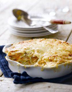 Three Cheeses Potato Gratin | Mmmmm Recipes | Pinterest