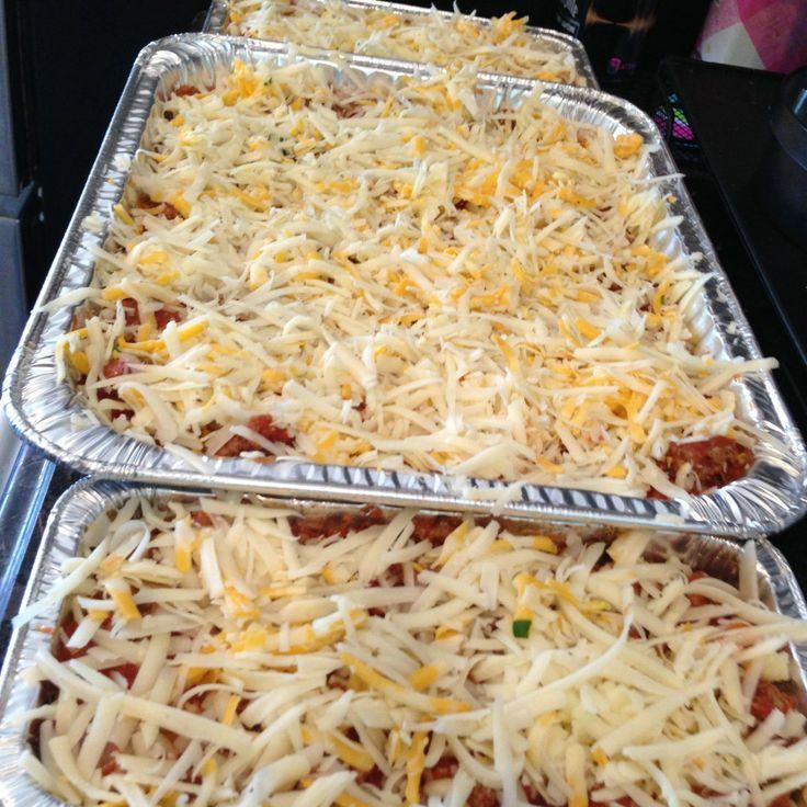 Gluten Free Lasagna Recipe — Dishmaps
