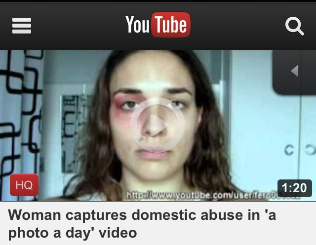 Domestic violence for a year http m youtube com reason 8 2290