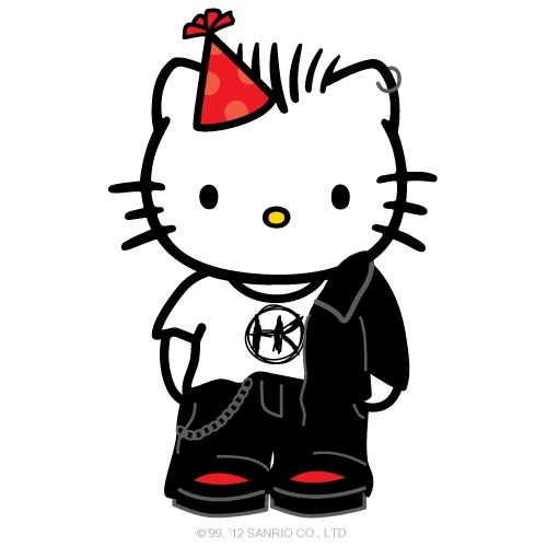 Hello Kitty Dear Daniel Coloring Pages : Dear daniel hello kitty pinterest