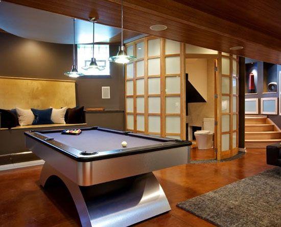 Basement Rec Room Ideas Glamorous Design Inspiration