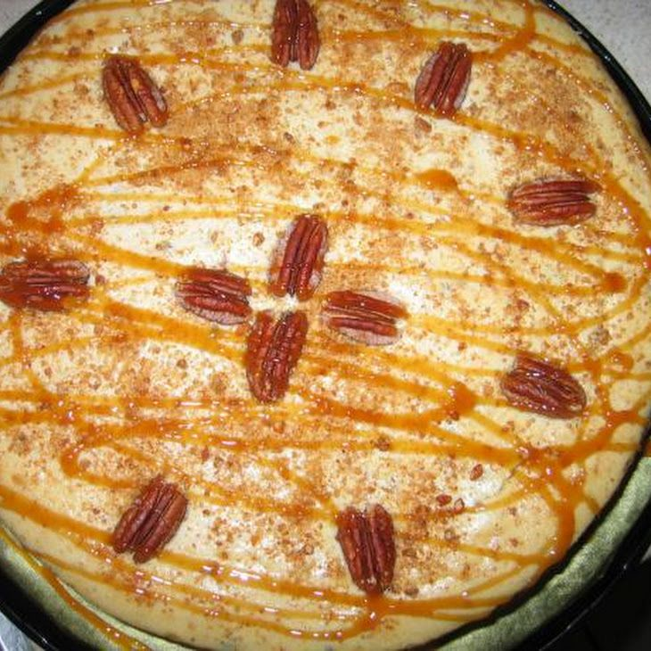 Butter Pecan Caramel Cheesecake | Cheesecake Factory | Pinterest