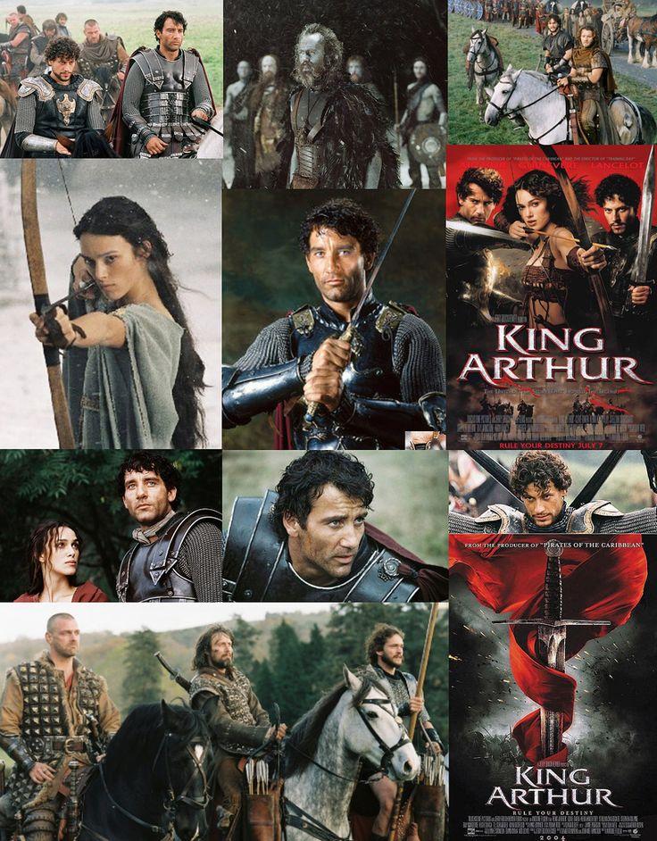 King arthur movie stories that last forever pinterest - King arthur s round table found ...