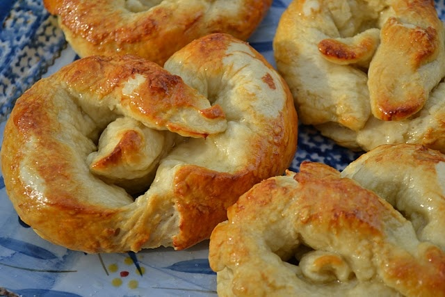 Buttery Soft Pretzels Recipe — Dishmaps