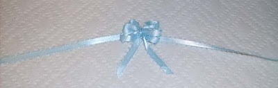 Happybird's Crafting Haven: Make A Cute Little Bow With A Fork...Tutorial For You!
