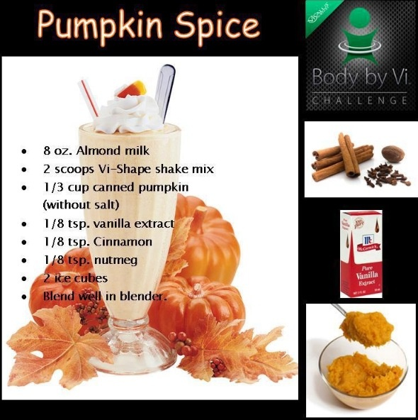 will add a tsp instant coffee to make this a pumpkin spice latte ...