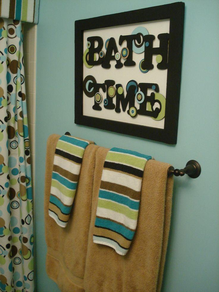 Bath Time Sign Cute For Girls Bathroom Master Bathroom Pinterest
