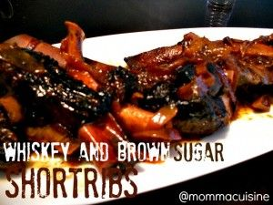 ... Meals – {recipe} Whiskey & Brown Sugar Short Ribs in crock pot