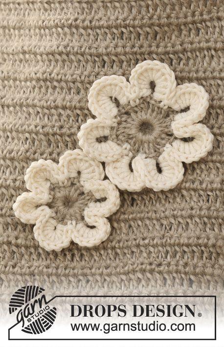 Crochet Patterns Free Drops : DROPS Pattern Library: Crochet patterns