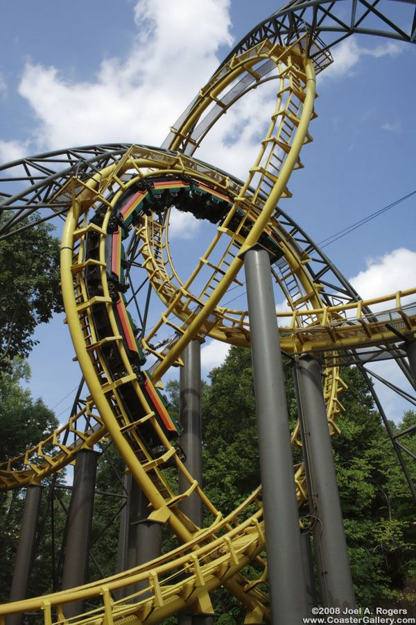 Pin By John Grant On Rollercoasters Pinterest
