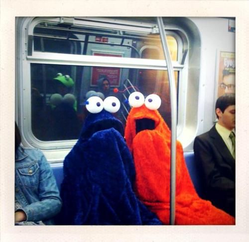 New Public Transit Riders