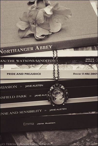 """The person, be it gentleman or lady, who has not pleasure in a good novel, must be intolerably stupid.""  - Jane Austen, ""Northanger Abbey"""