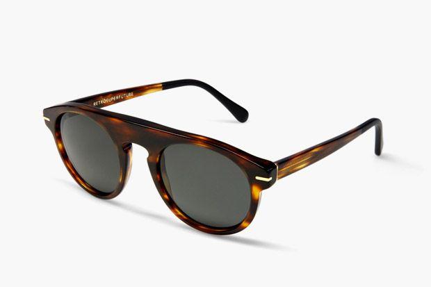 SUPER 2012 Summer Tiberio Sunglasses
