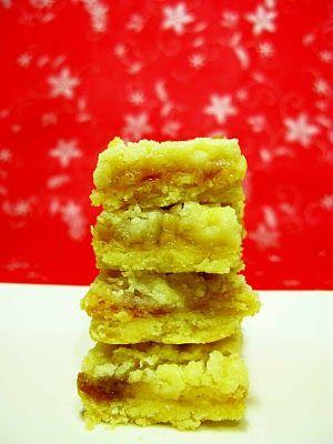 Apricot Cream Cheese Streusel Bars | Brownies & Bars | Pinterest