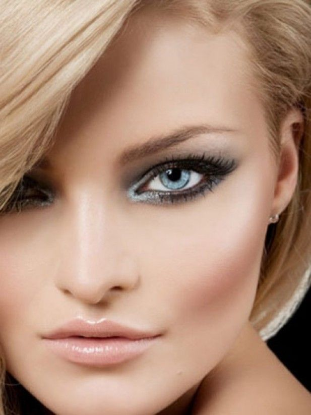 Dramatic smokey eyes make up ideas for asian women smokey eyes adds glamour into an asian womans personality