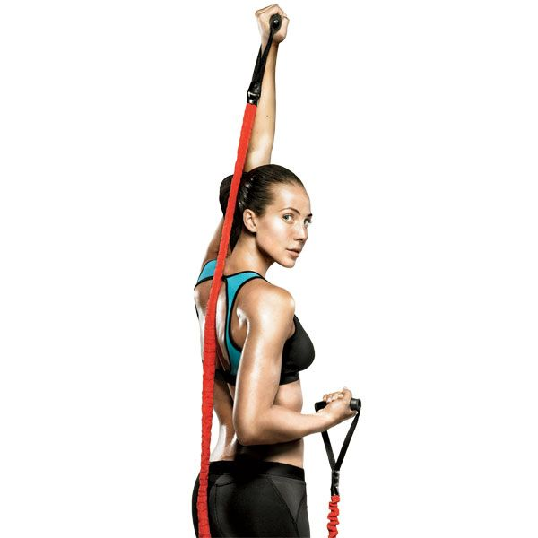 Workout Bands Com: 15 Minute Workout: Exercise Bands