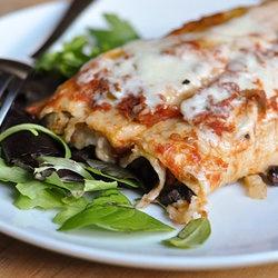 Slow-Cooker Black Bean Enchiladas — Punchfork