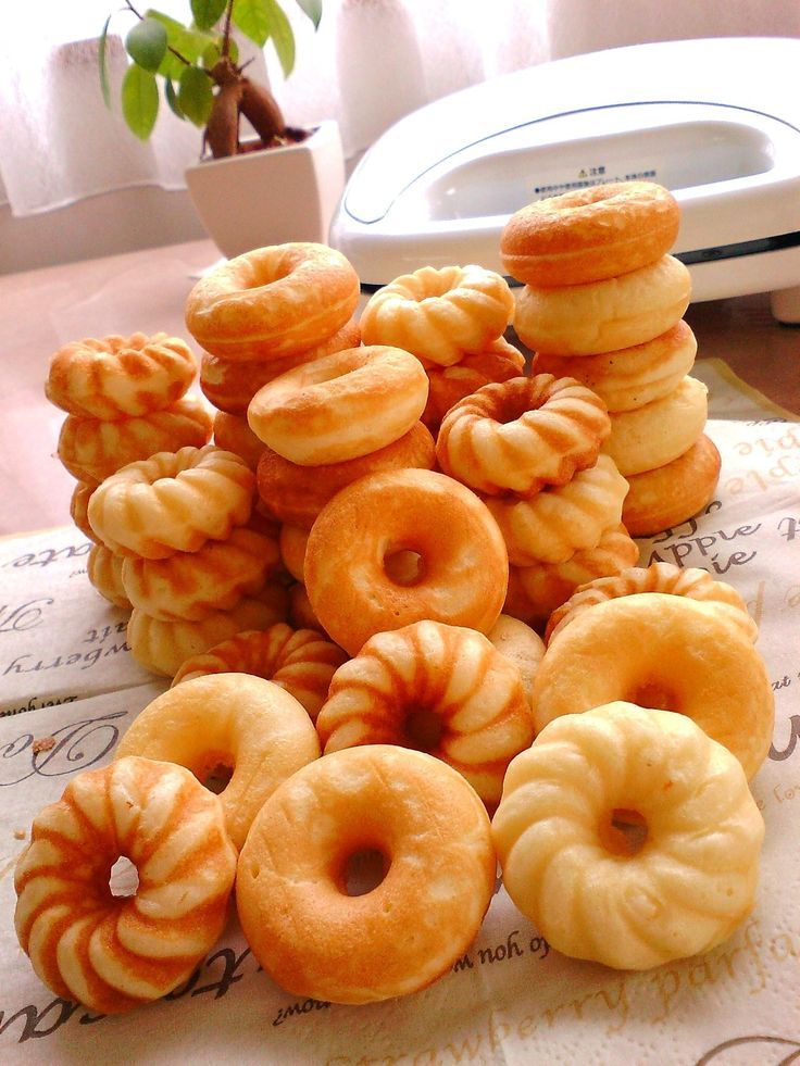 Gluten Free Donuts. | For my health | Pinterest