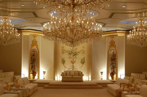 Wael al humaidhi wedding planner arabic wedding for Arab wedding decoration ideas
