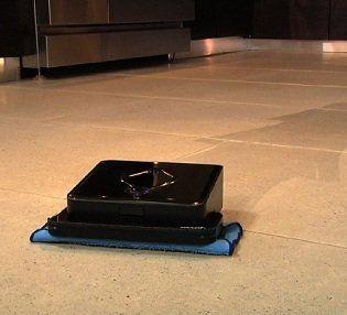 Evolution Robotics Mint Plus Automatic Hard Floor Cleaner, 5200