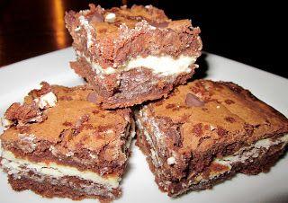 Goat Cheese Brownies | Finger Food & dessert | Pinterest
