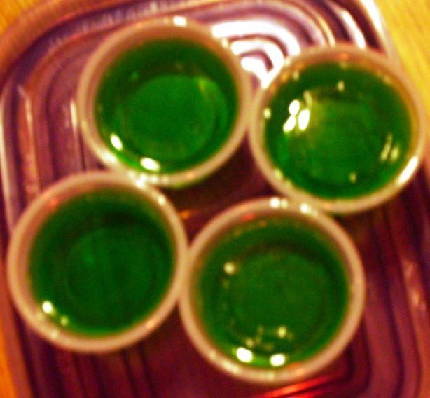 Margarita Jello Shots of the Jello Masters | Recipe