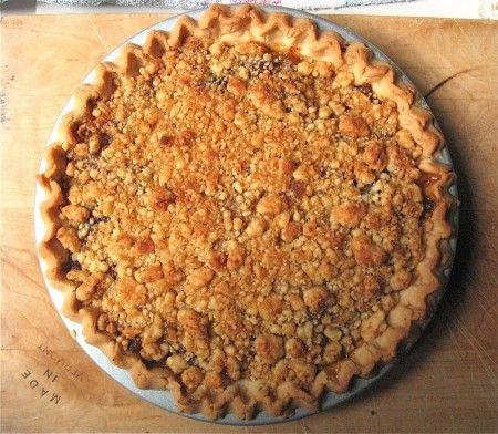 Sausage and Apple Pie | Flourish - King Arthur Flour's blog