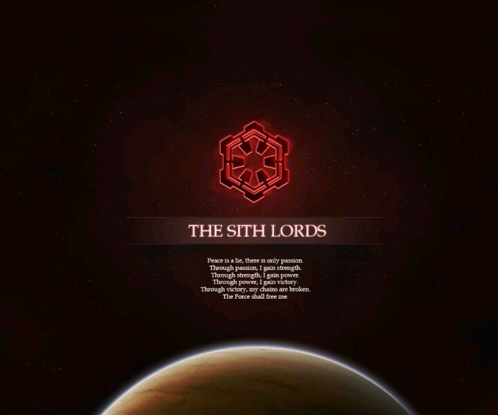Sith Code | Yes this is my geeky board | Pinterest