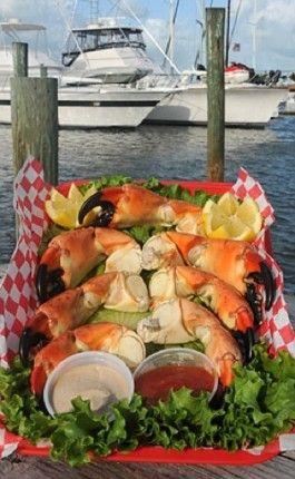 Stone Crab Season Starts in the Florida Keys