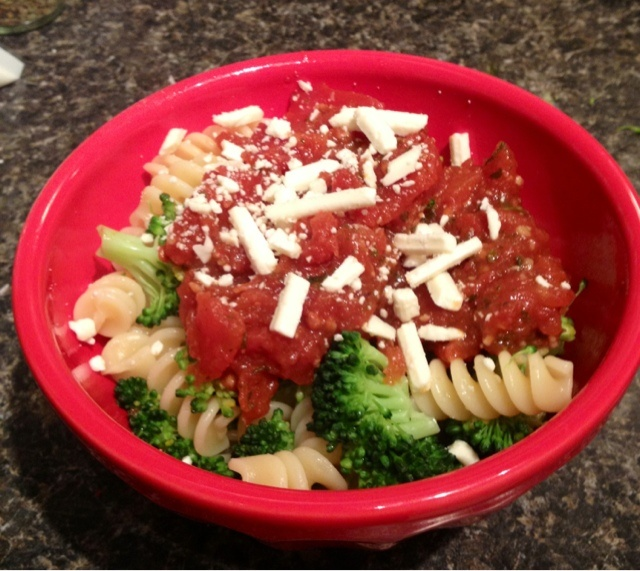 Broccoli and Feta Pasta | In my Kitchen | Pinterest