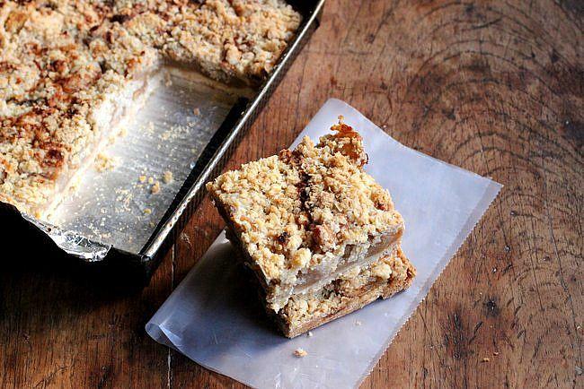 Brown Butter Apple Cinnamon Crumb Bars – Food Memory guest post ...