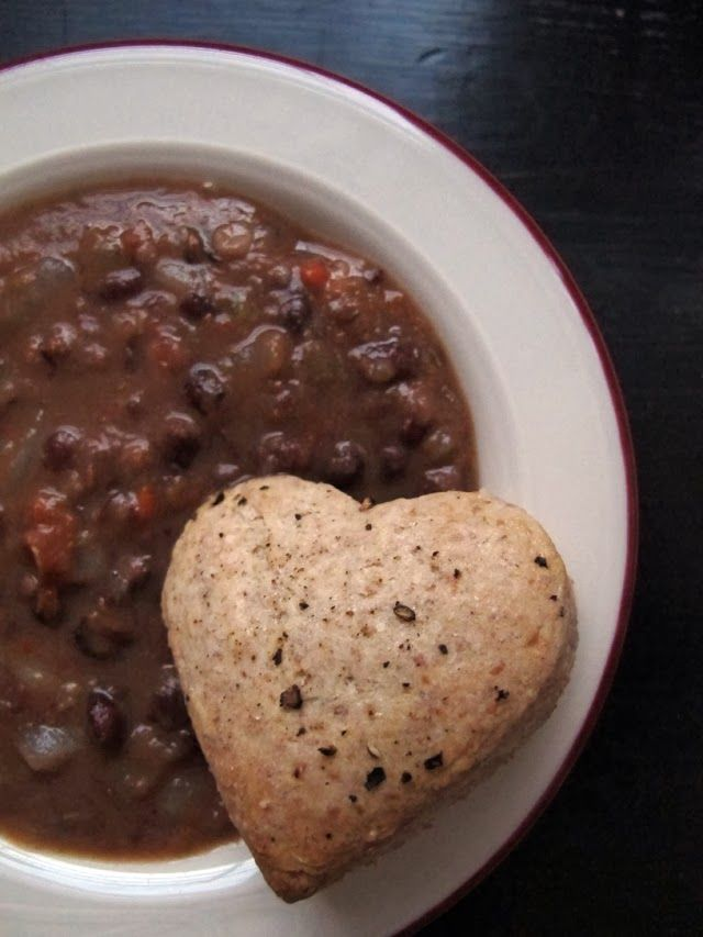 spicy black bean soup | .:Whole Healthy Living: Recipes~Fitness~Green ...
