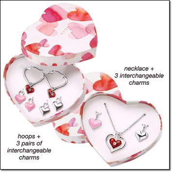 INTERCHANGEABLE HEART COLLECTION