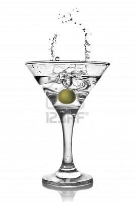 Extra Dirty Vodka Martini my Favorite !!!!!