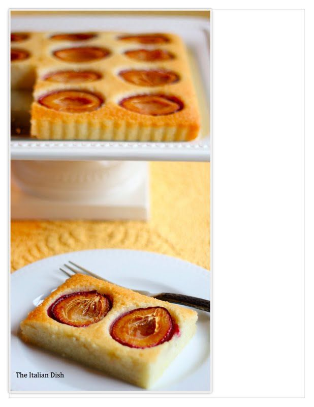 with almonds cake almond cake almond cake plum orange and almond cake ...