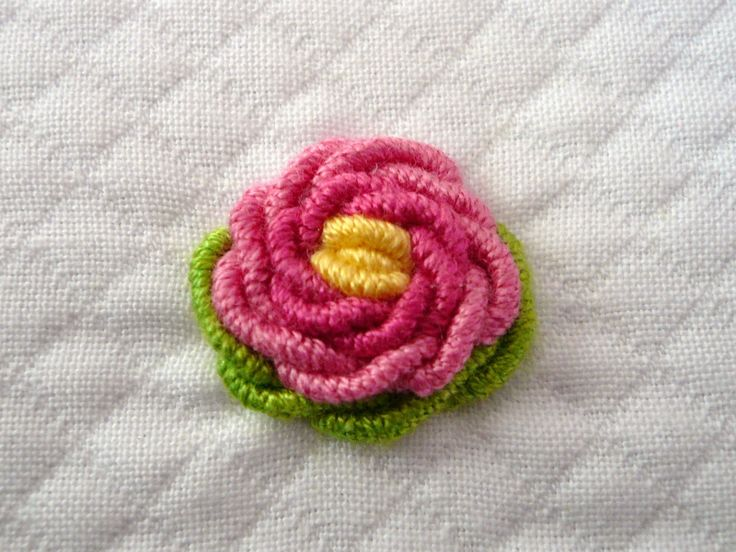 Pin by ginger on embroidery bullion and french knots