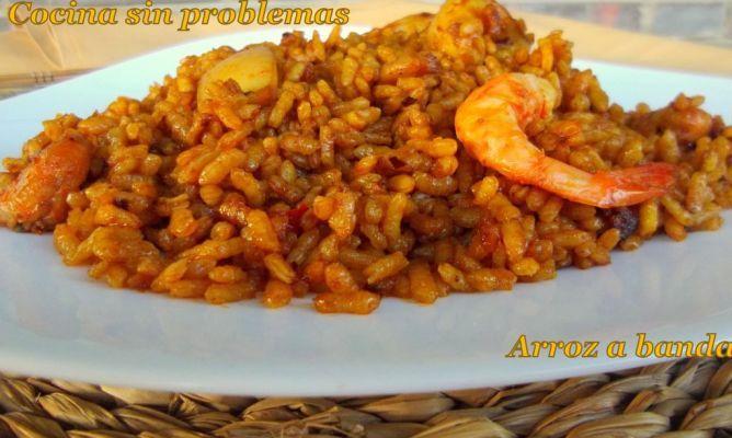 arroz a banda | recetas | Pinterest