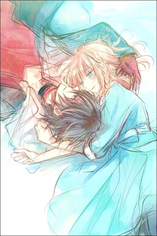 Amnesia Anime Shin And Heroine