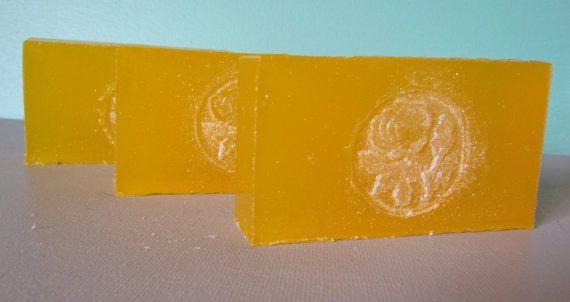 Good Morning Sunshine Soap Bar by BatheHappy on Etsy, $5.00