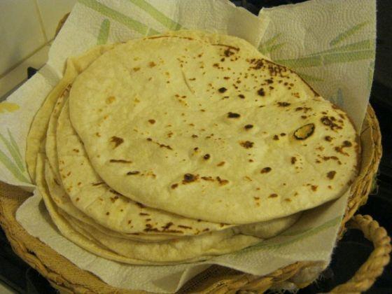 How to make homemade tortillas | What's for dinner? | Pinterest