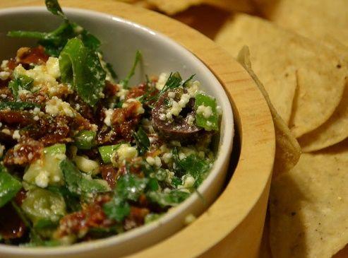 Feta Salsa #recipe | Favorite Recipes | Pinterest