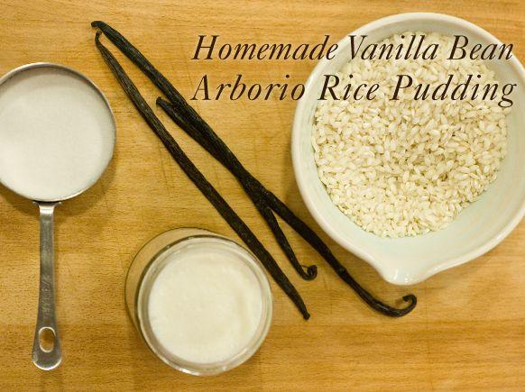 vanilla-bean-rice-pudding | I'D COOK MORE OFTEN IF I HAD BIGGER BOWLS ...