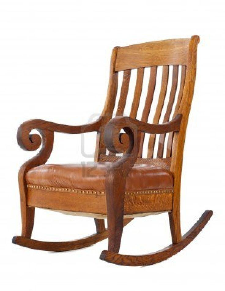 antique wooden rocking chair furniture antique pinterest