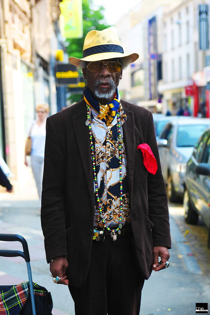 THEFASHIONALISTS: Old Man Style - Mr Moyo