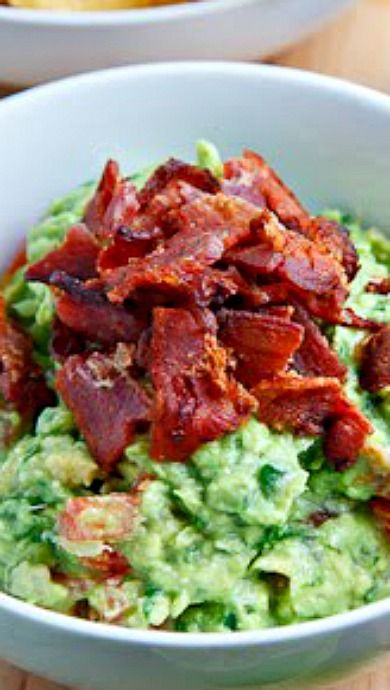 Bacon Guacamole----- how did I not know this existed?!!!!!