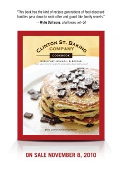 ... clinton st baking company in nyc home of the best buttermilk pancakes