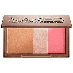 Urban Decay - In Native.  Bronzer, highlighter & blush